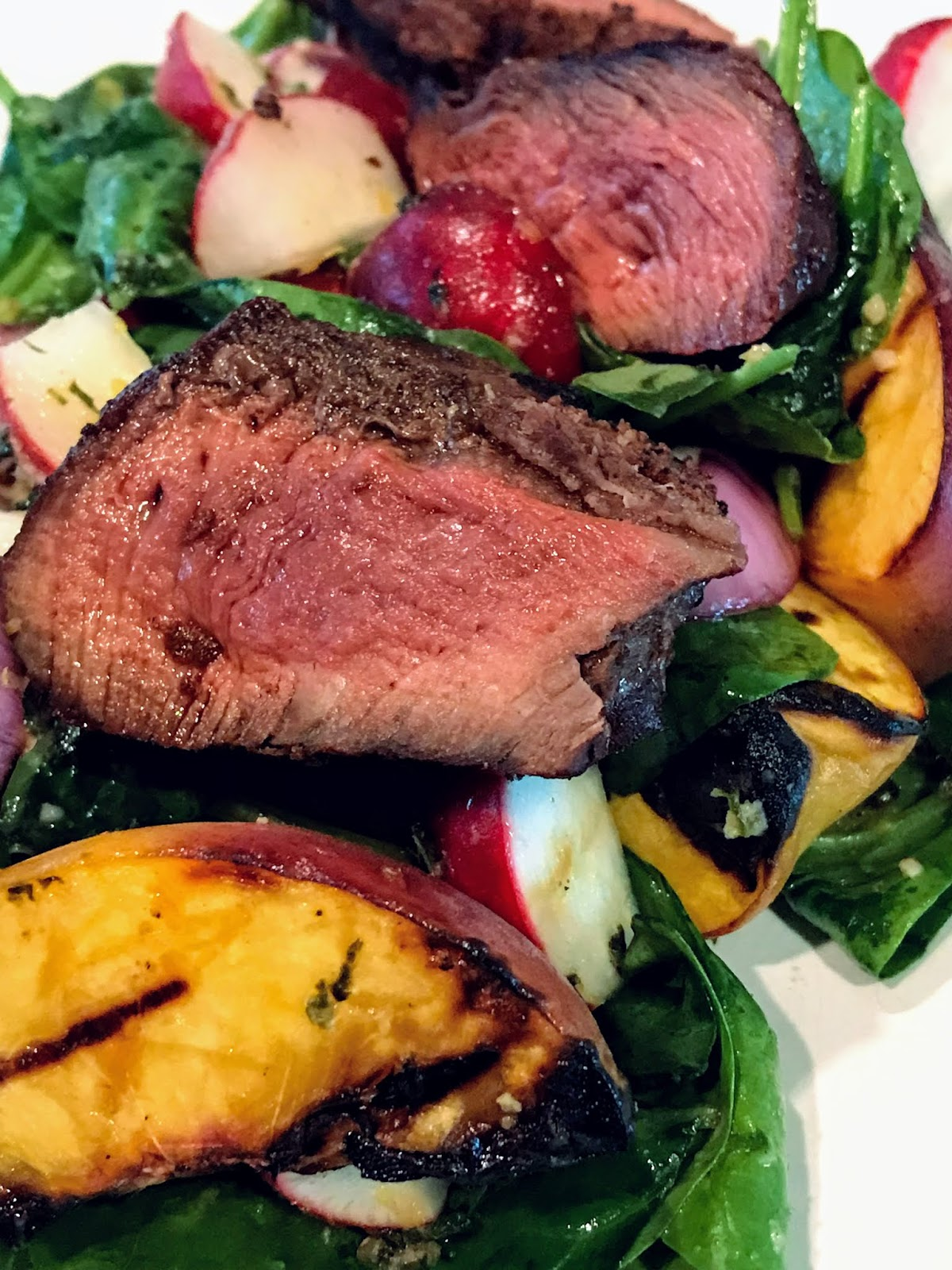 321c2db28ca90 3 Summer Steak Side Dishes - Adina Mayo