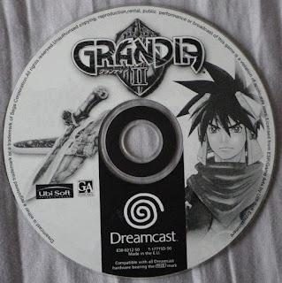 Grandia II - Disco