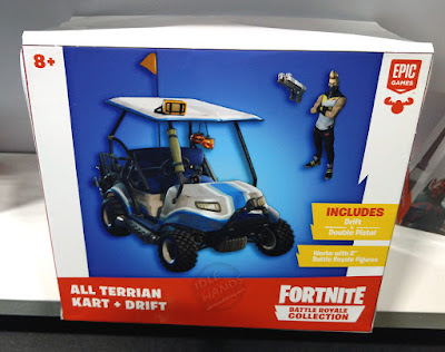 Toy Fair 2019 MOOSE Toys Fortnite Battle Royale Collection All Terrain Kart