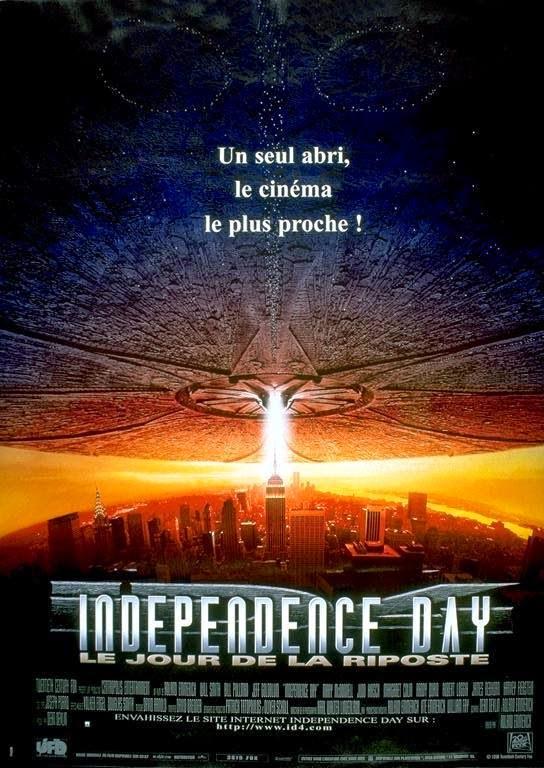 Independence Day ID4 ไอดี 4 สงครามวันดับโลก [HD][พากย์ไทย]