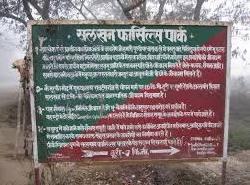 Salkhan Fossil Park, India