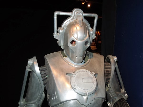 Cyberman suit Doctor Who 2006 - 2012