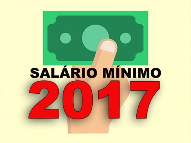 GOVERNO FEDERAL ASSINA DECRETO QUE REAJUSTA SALÁRIO MÍNIMO EM 57 REAIS