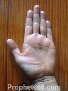 Hasta Rekha Lahshan or Hindu Study pf Palmistry