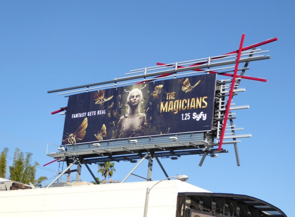The Magicians season 2 billboard