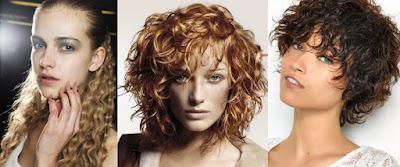 tendenze capelli ricci