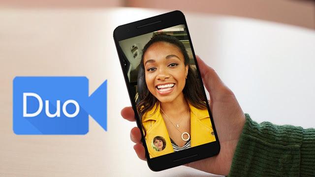 Görüntülü Konuşma Uygulaması - Google Duo