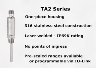 TA2 temperature instrument