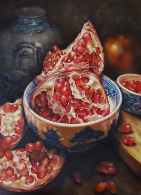 Pomegranate  Gatya Kelly