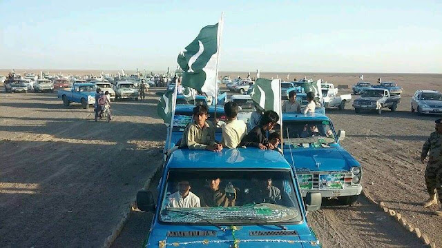 Balochistan ahead of Islamabad in independence day celebrations 2016