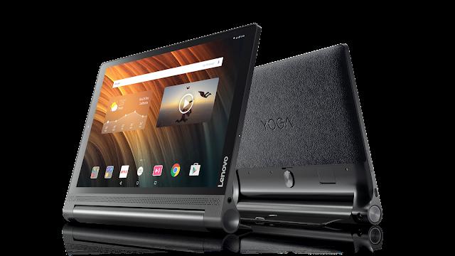 Lenovo sorprende con la nueva Yoga tab 3 Pro