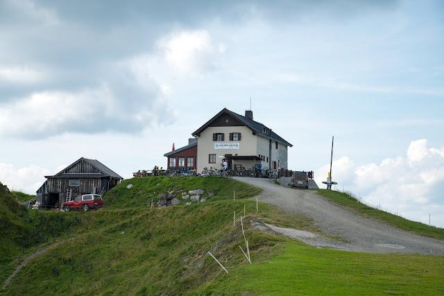 E-Bike Tour zum Statzer-Haus auf dem Hundstein  Region Hochkönig 15
