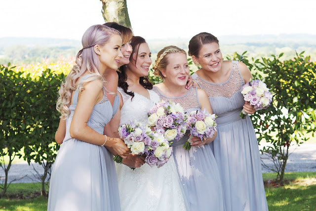 Inthefrow Little Mistress Bridesmaid Dresses
