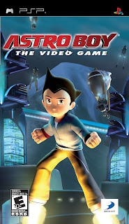 Astroboy The Video games