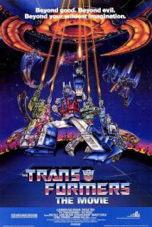Transformer Pelicula Dibujos 1986