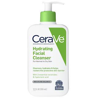 Sữa rửa mặt Cerave cho da thường đến khô