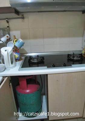 Catz S Cafe Keselamatan Mengendalikan Gas Memasak Di Rumah