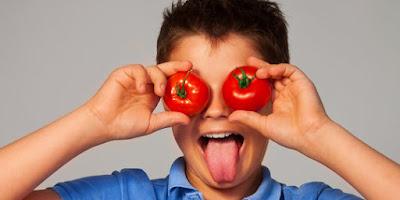 8 Makanan yang Baik Untuk Kesehatan Mata