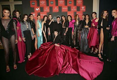 """""""Ze Garcia en la 080 Barcelona Fashion Week"""""""