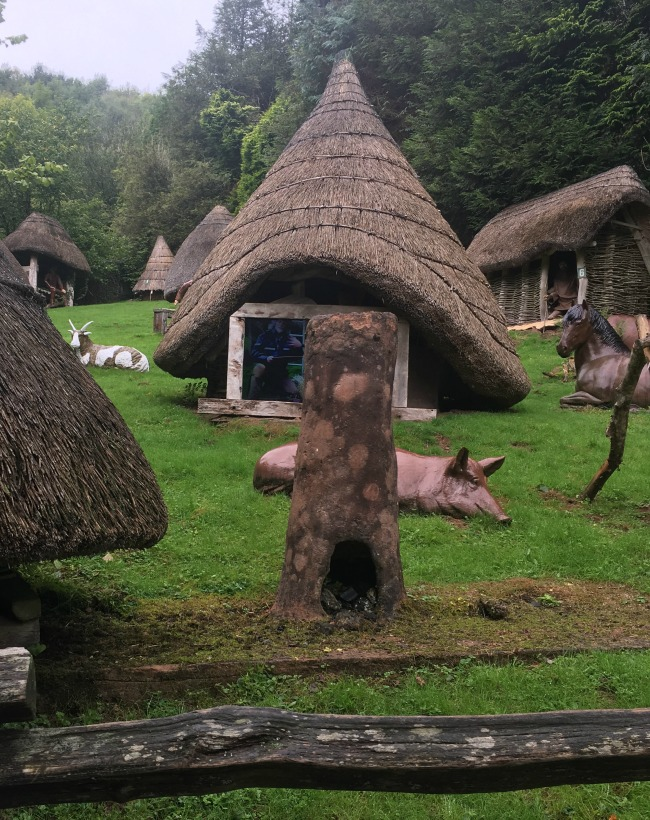 iron-age-village-at-dan-yr-ogof