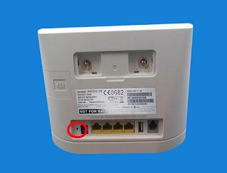 Globe Home Broadband Reset