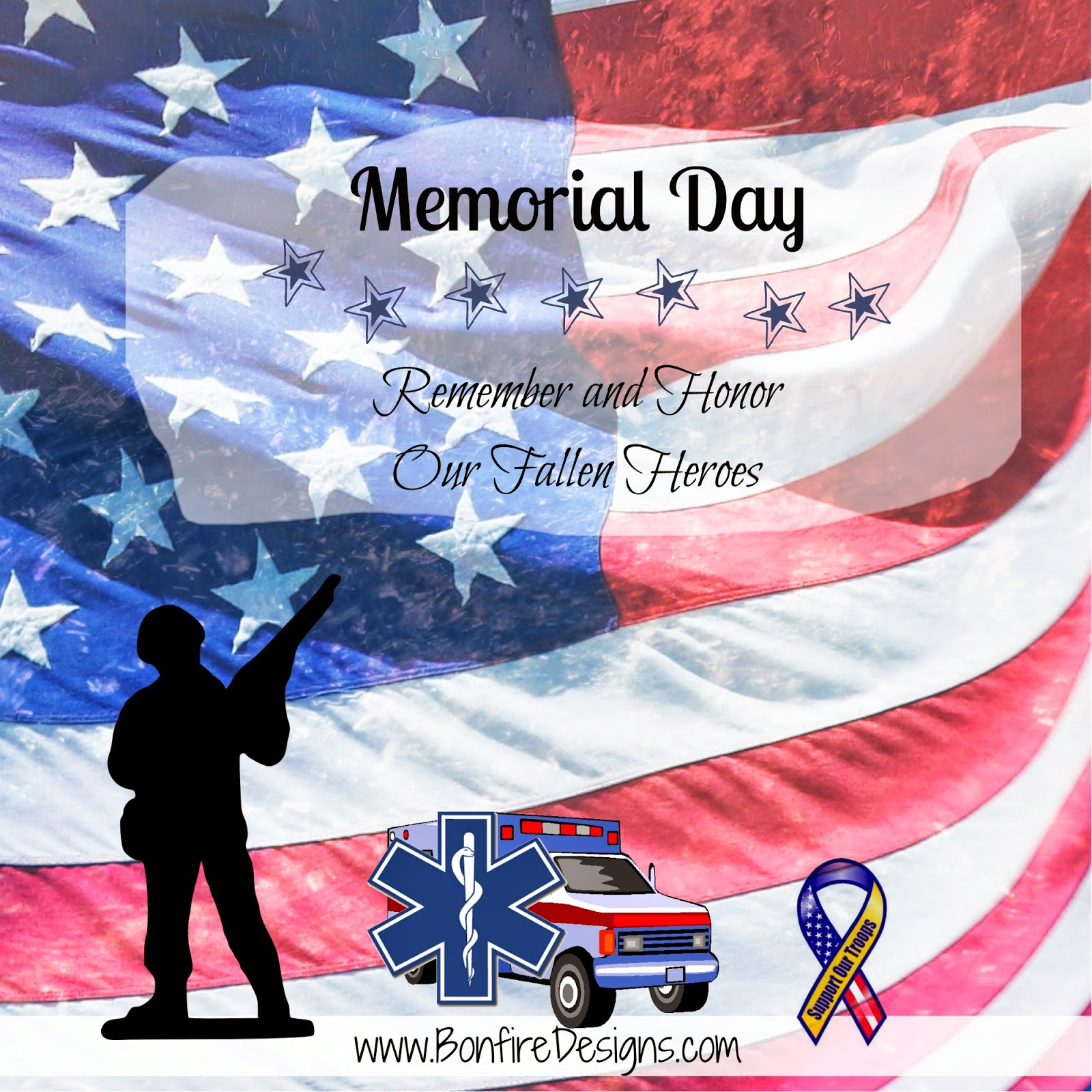Memorial Day EMS Honors