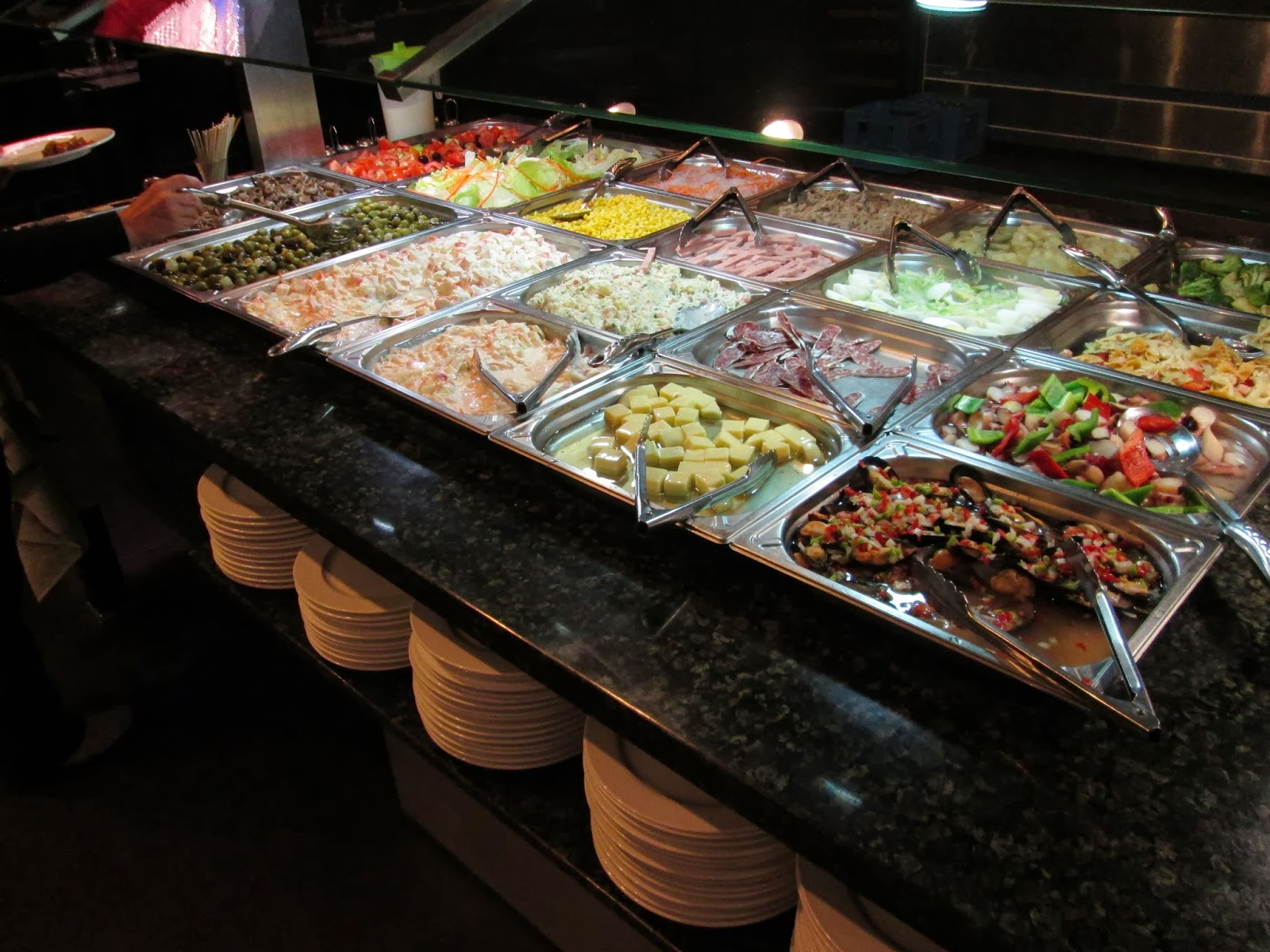 Buffet Libre Chino Madrid Buffet Chino Wok Kokoxily Gastrocritic