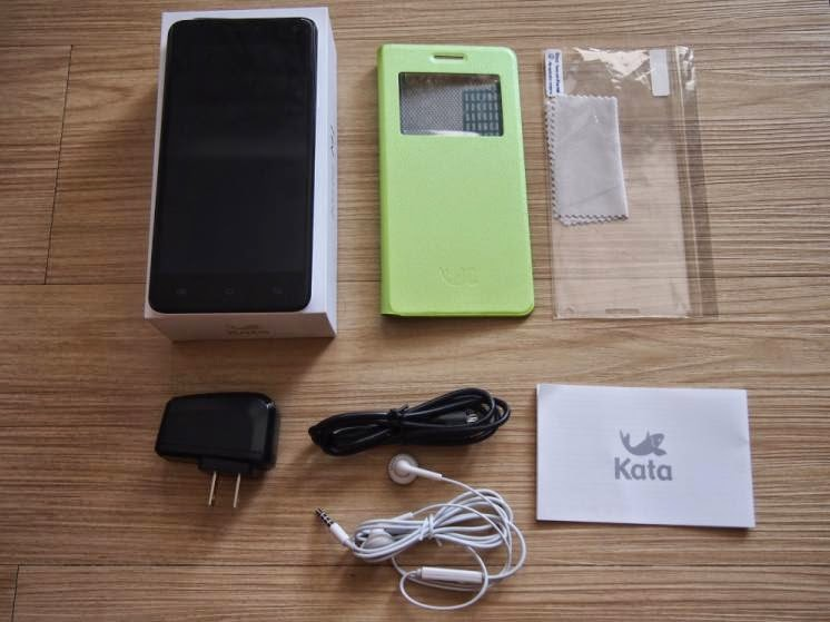Kata Digital M1, Unboxing, Preview And Initial Impression Retail Package