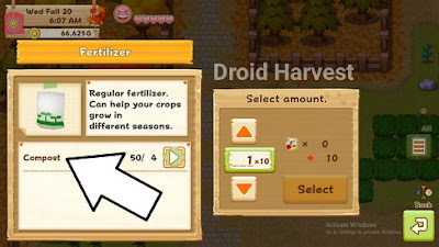 How to Get Compost in Harvest Moon: Light of Hope