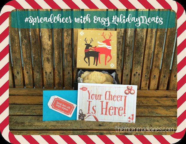#SpreadCheer with Easy Holiday Treats #ad