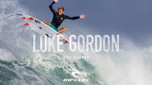 Luke Gordon The Search