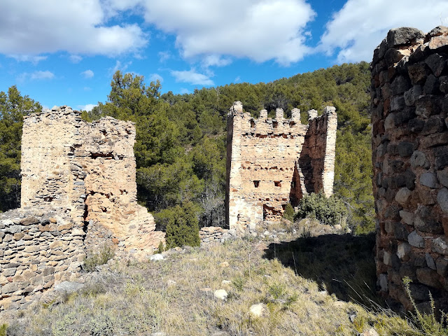 castillo de Alcudia