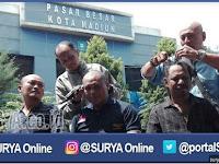 Girang Wali Kota Madiun Ditahan KPK, Warga Ramai-ramai Cukur Gundul dan Santap Jenang Sengkolo