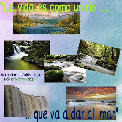 Fotos de ríos nacimiento y desembocadura