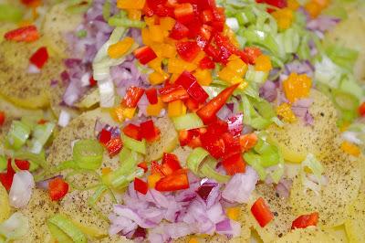 Κερκυραϊκή πεντανόστιμη σπιτική πατατοσαλάτα που θα σας καταπλήξει