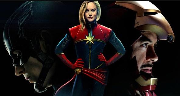 Permalink ke Sudah Muncul Sebelum Iron Man, di Mana Captain Marvel sekarang?
