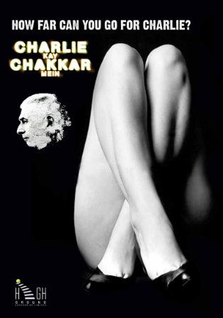Charlie Kay Chakkar Mein 2015 Hindi 720p DVDRip x264 950MB ESubs