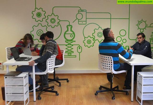 El Cabildo y la EOI favorecen la formación para que las empresas mejoren la comunicación de sus proyectos