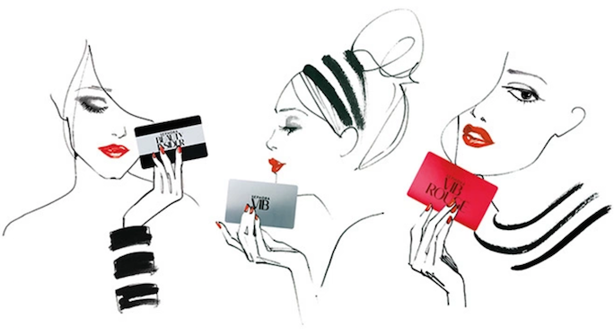 Sephora Beauty Insider rewards program