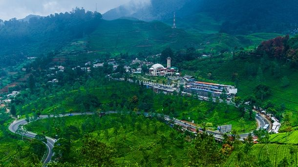 Puncak Pass Bogor
