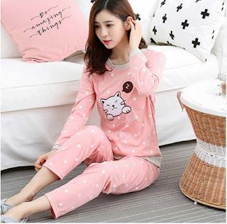 пижама котик