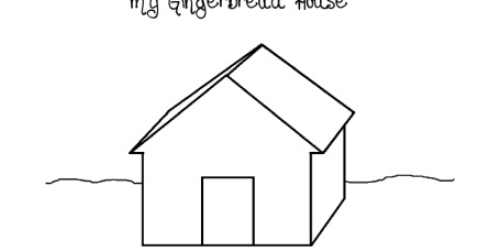 Lovin' Learning: Gingerbread House Math!