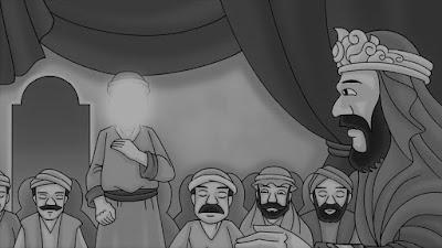 Kisah Nabi Zulkifli Diangkat Menjadi Raja