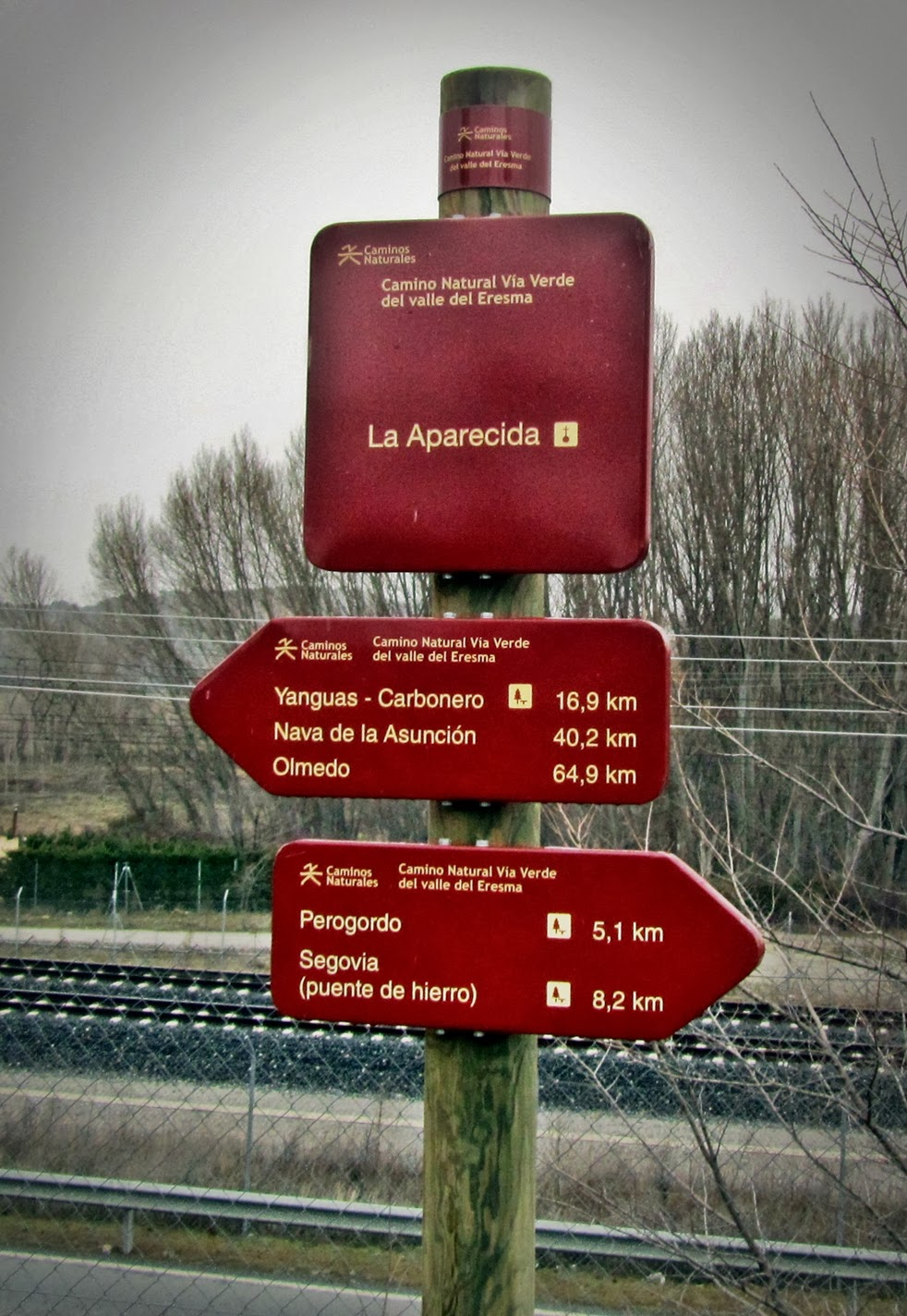 Via Verde Valle Eresma