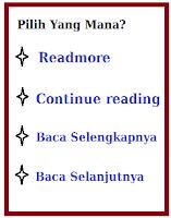 cara membuat baca selengkapnya blog
