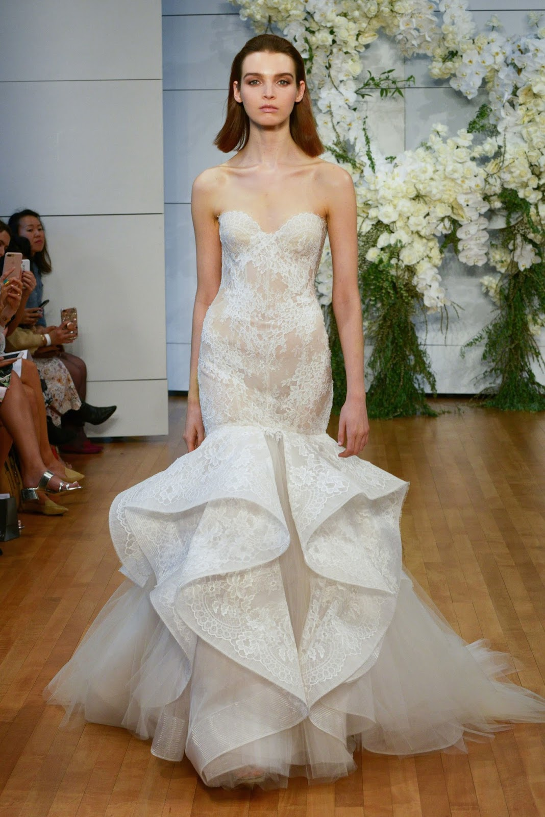 BRIDAL GLAMOUR: MONIQUE LHUILLIER | ZsaZsa Bellagio – Like No Other