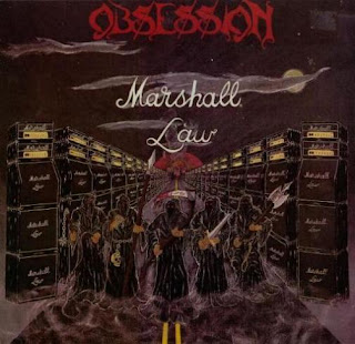 "Obsession - ""Marshall Law"" (ep)"