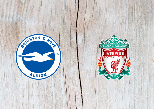 Brighton vs Liverpool Full Match & Highlights 12 January 2019