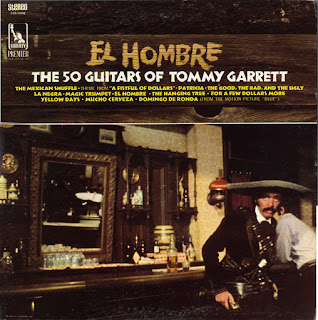 THE 50 GUITARS OF TOMMY GARRETT - EL HOMBRE (1968)