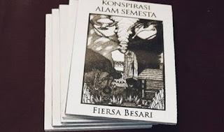 Album Terbaru Fiersa Besari (Albook Konspirasi Alam Semesta)